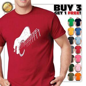 GREAT-Acoustic-Guitar-T-Shirt-Musician-Tee-Guitar-Player-Shirt