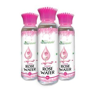 Kerala-Naturals-Eau-de-rose-300-ml-Tonique-peau-naturelle