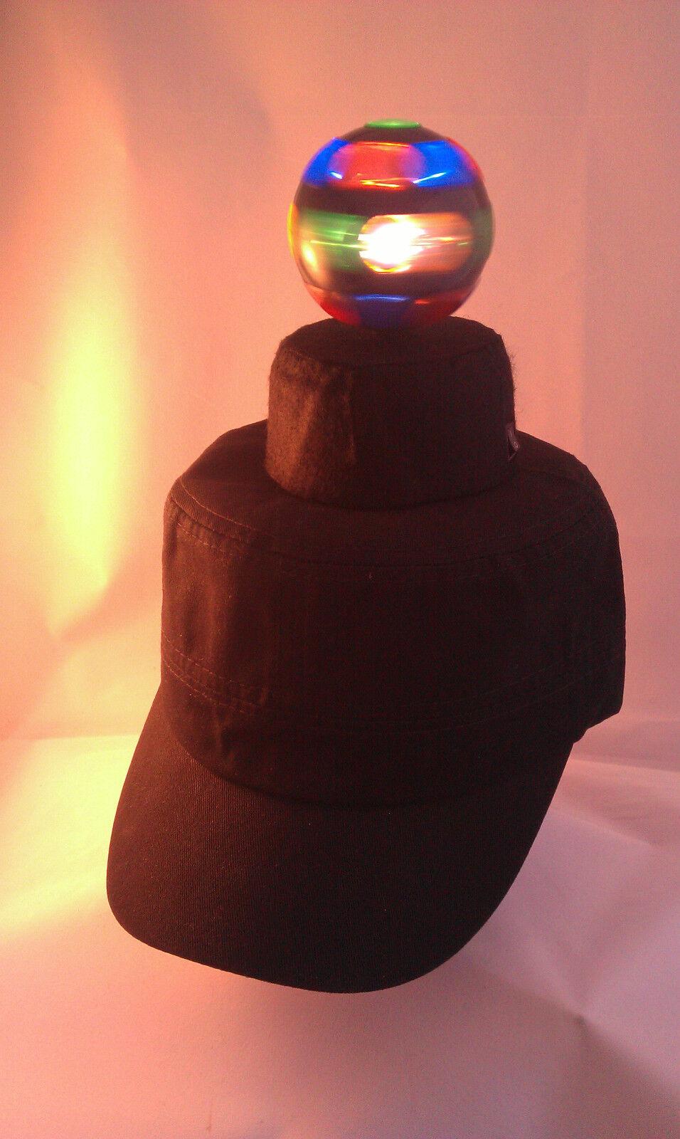 c7438d0e74b Disco Ball Hat Party Cap Festival Carnival Fun Wedding Fancy Dress Stag Hen  Do for sale online