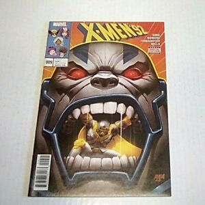 X-Men-039-92-9-Marvel-2017-Apocalypse-UNREAD-NM