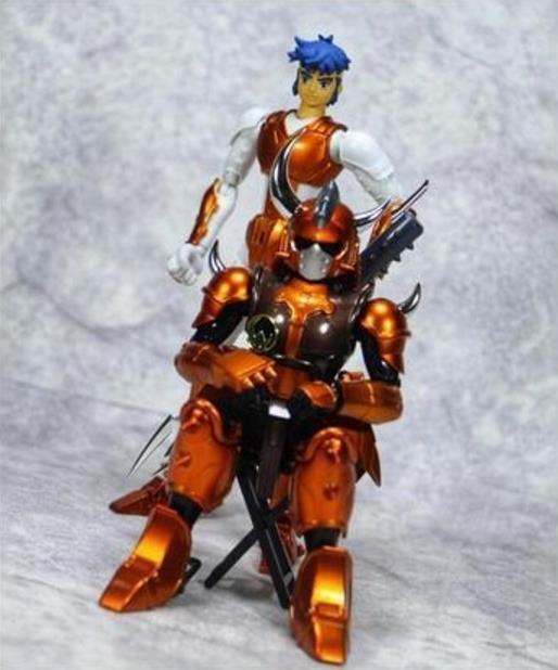 YouJia modello Armor Plus Yoroiden Samurai Troopers Shuu Rei Rei Rei Fuan cifra Présalé 9fbc04