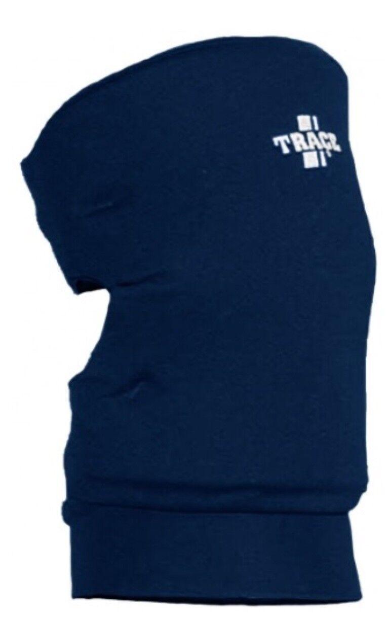 Trace blueE Small Knee Pads wrestling  football MMA judo sports Jui Jitsu UFC WWE  quality product