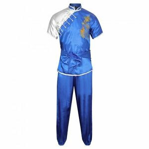 Competition Wushu Silk Uniform Tai Chi Kung Fu Martial Arts Gi Outfit Training - harrow, Middlesex, United Kingdom - Returns accepted Most purchases from business sellers are protected by the Consumer Contract Regulations 2013 which give you the right to cancel the purchase within 14 days after the day you receive the item. Find out m - harrow, Middlesex, United Kingdom