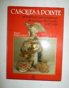 Casque-a-pointe-Spikelmet-Casques-a-pointe-tome-II-Troupes-a-cheval-LARCADE