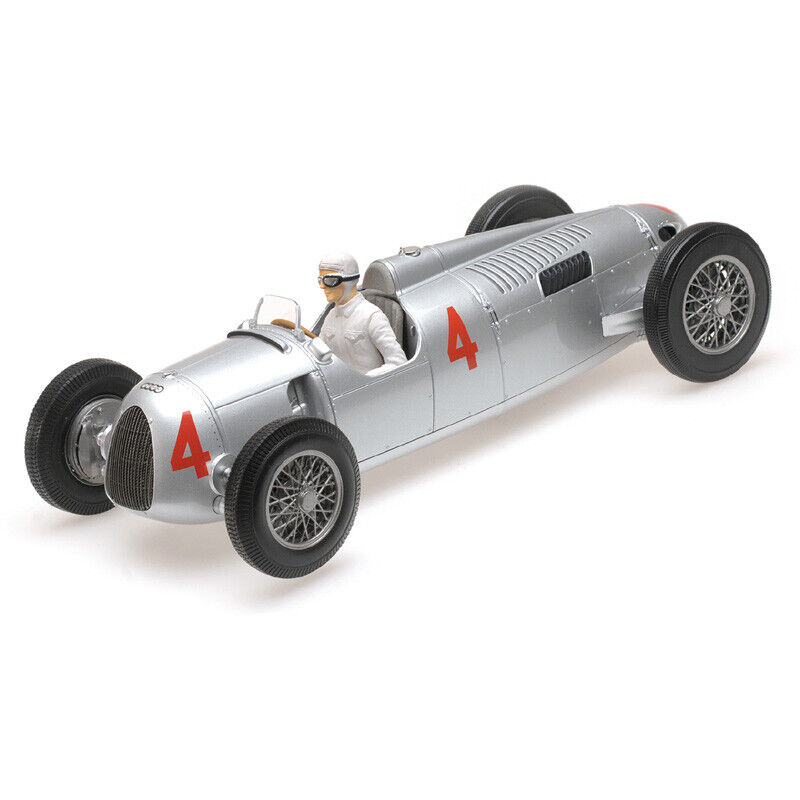 1936 Car Union Typ C  4 - 1 18 Minichamps