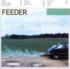 Feeder - Yesterday Went Too Soon 1999 CD Album