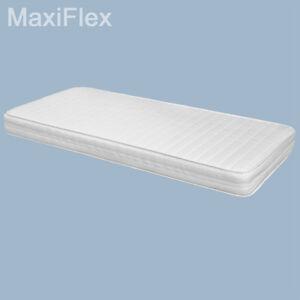 maxiflex 1769 comfort wellness matratze 180x200 h3 bis 120kg h he 16cm ebay. Black Bedroom Furniture Sets. Home Design Ideas