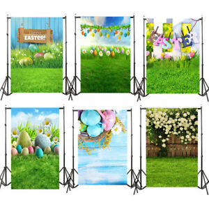 New-Easter-Day-Theme-Vinyl-Photography-Backdrop-Custom-Photo-Background-Props