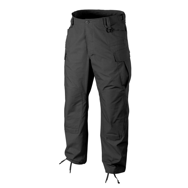 HELIKON TEX SFUNEXT Tactical Combat Outdoor Hose pants schwarz LL Large Long  | Speichern