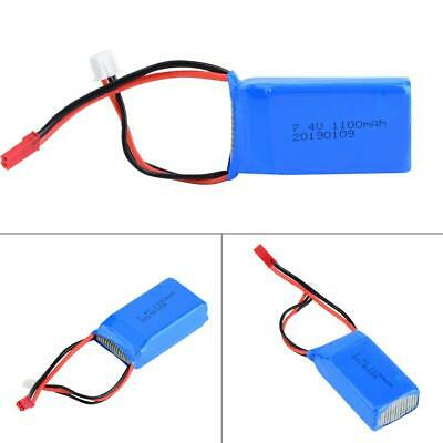 Charger for WLtoys A949 A959 A969 A979 BC840 7.4V 1100mAh Li-Po Battery Pack