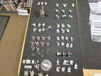 Warhammer Dwarfs Metal Citadel/Grenadier 80's/90's multilist mix of Dwarves A7