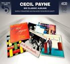 6 Classic Albums von Cecil Payne (2016)