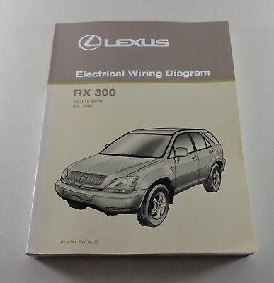 lexus rx wiring diagram workshop manual electrical wiring diagram lexus rx 300 series mcu  electrical wiring diagram lexus rx 300