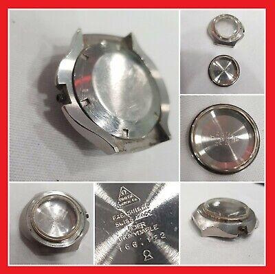 OMEGA stingray cobra UFO 166.122 sub 1972 apr RARA CASSA SUB DIVER   eBay