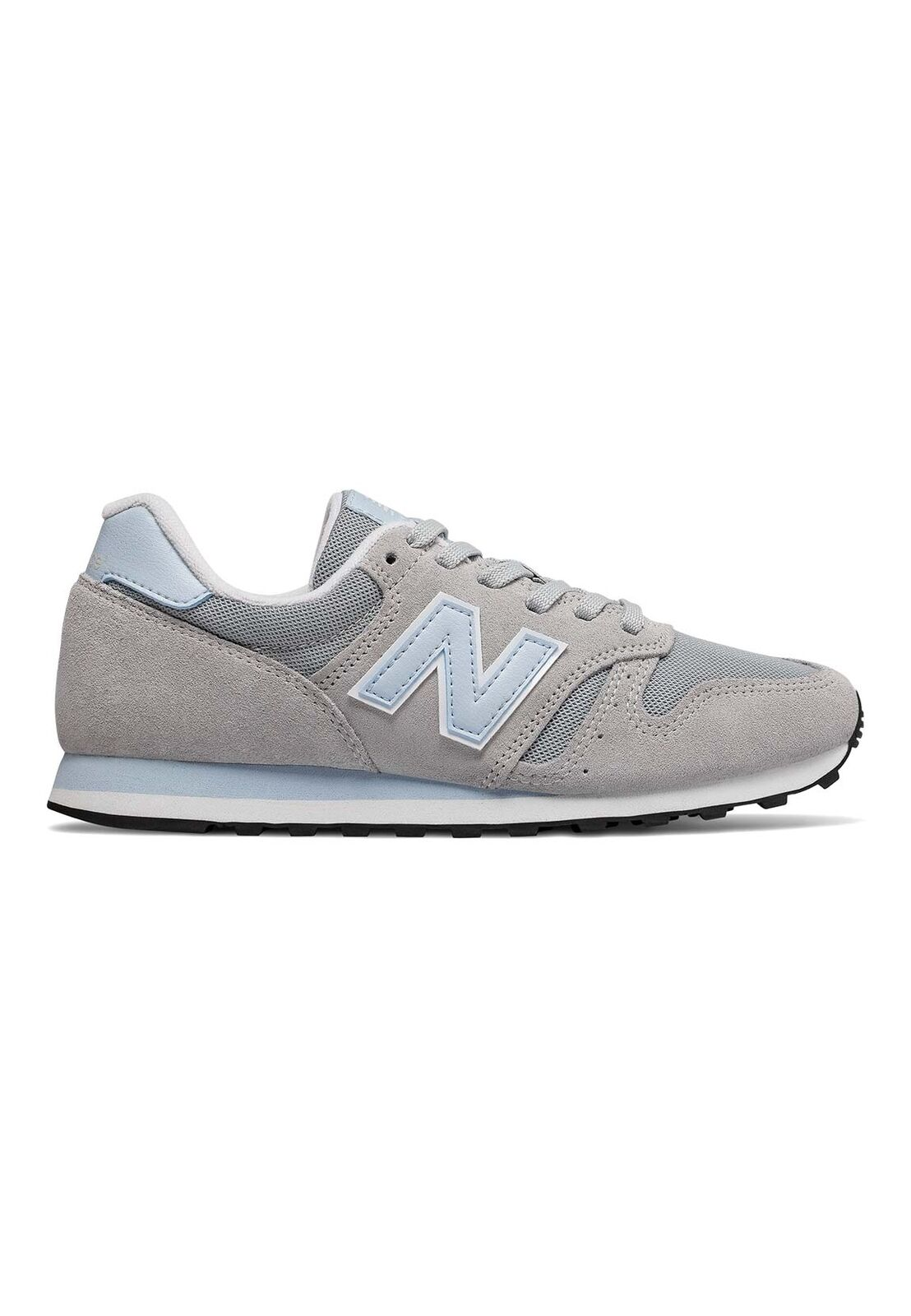 mejor servicio New New New Balance Zapatilla Deportiva Mujer WL373LAA gris  minorista de fitness