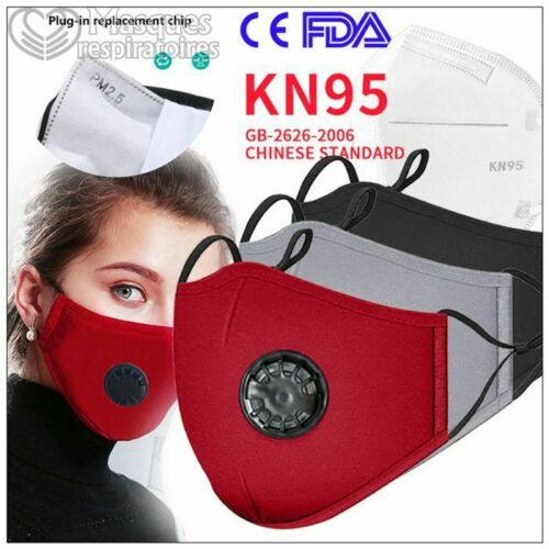 Cotton-Mask-Activated-Face-Cover-With-2-Filters-Washable-Reusable-Anti-fog-PM2-5