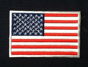 AMERICA-AMERICAN-STARS-AND-STRIPES-US-USA-COUNTRY-FLAG-BADGE-IRON-SEW-ON-PATCH