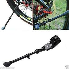 Alloy Adjustable Kick Stand Side Foot with Rubber For Bike Cycling Bicycle UK