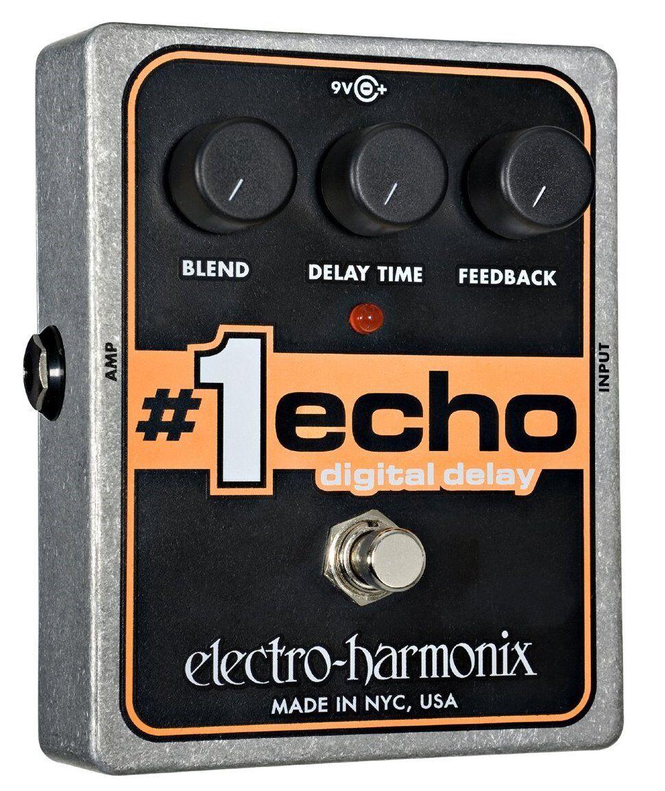 Electro-Harmonix Electro-Harmonix Electro-Harmonix  1 Echo Digital Delay - free shipping 318e08