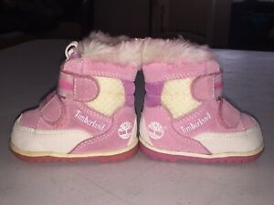 TIMBERLAND INFANT GIRL WINTER BOOTS
