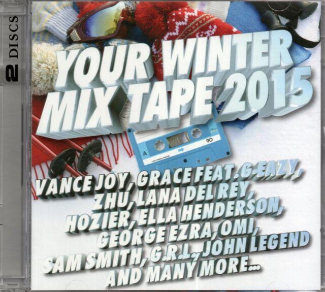 Winter 2015 (2 x CD) Pink/Paloma Faith/Jason Mraz/George Ezra/The Script/Tove Lo