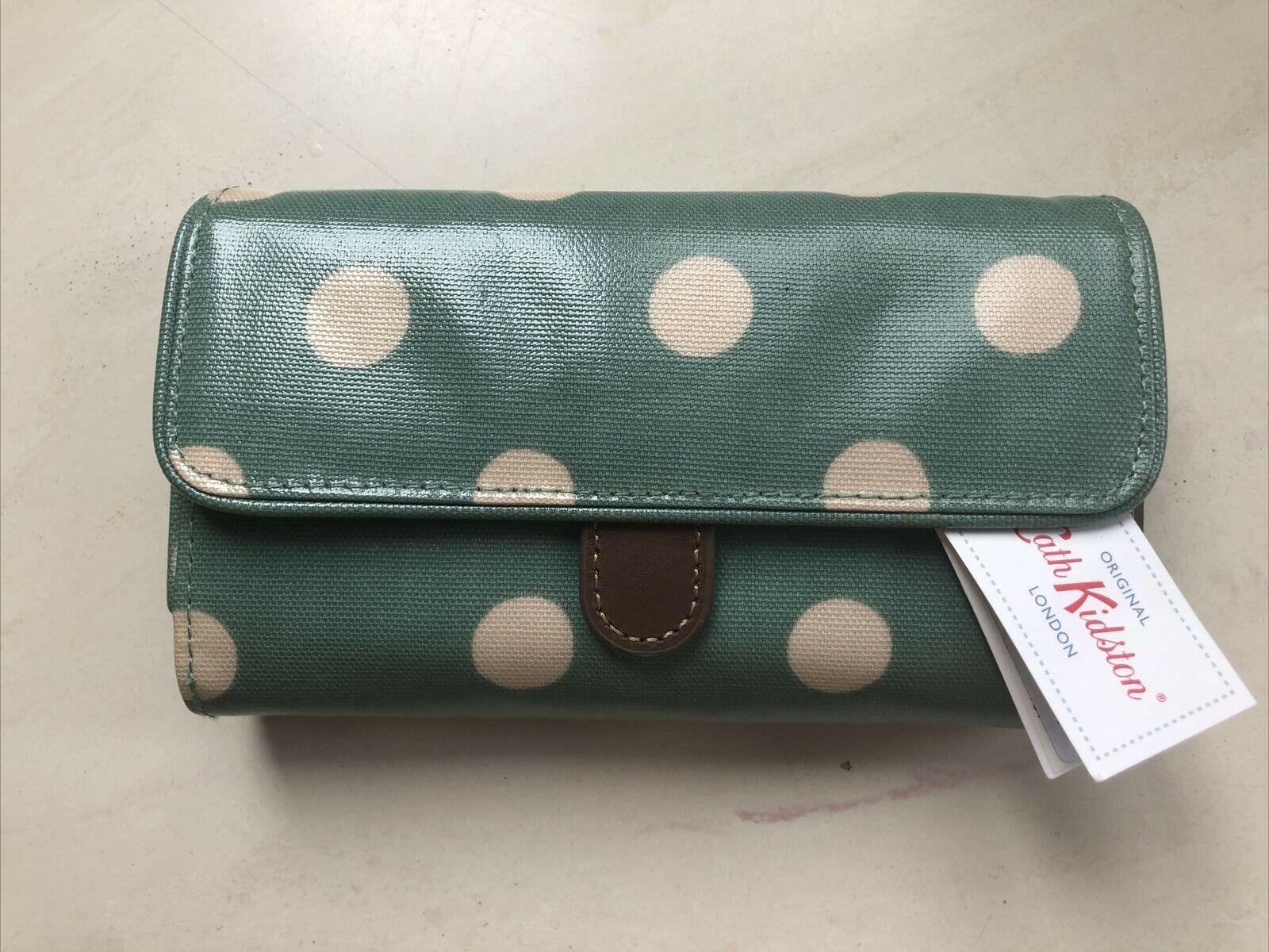 Cath Kidston London Polka Dot Wallet