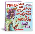 There Was an Old Lady Who Swallowed a Mozzie by P. Crumble (Hardback, 2014)