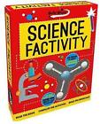 Factivity Science Factivity: Read the Book, Complete the Activities, Build the Molecules by Anna Claybourne (Mixed media product, 2016)