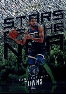 2017-18-Panini-Prestige-Stars-of-the-NBA-Rain-7-Karl-Anthony-Towns-Timberwolves