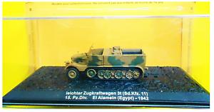 COMBAT TANK CARRO ARMATO LEICHTER ZUGKRAFTWAGEN 3T  EL EL EL ALAMEIN EGYPT 1942 (n.5) 6a0486