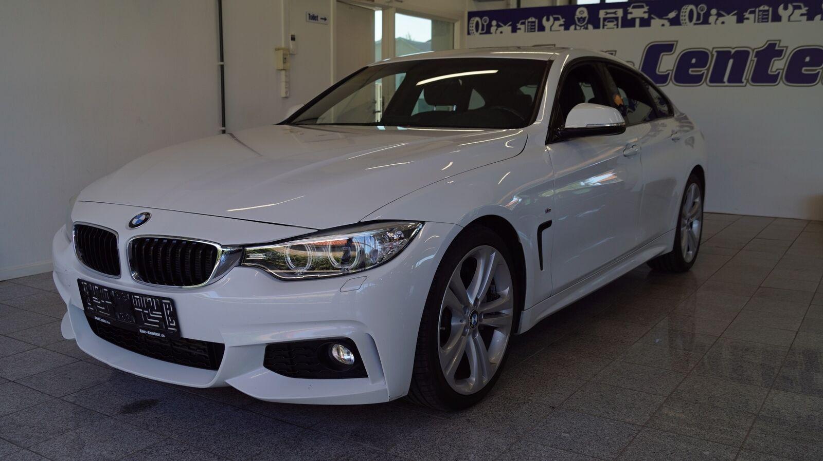 BMW 430d 3,0 Gran Coupé M-Sport aut. 5d