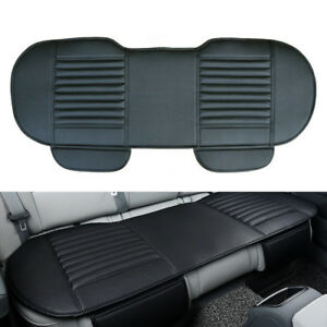 Car-SUV-Rear-Back-Seat-Cover-Cushion-PU-Leather-Pad-Mat-Dog-Protector-Durable-QQ