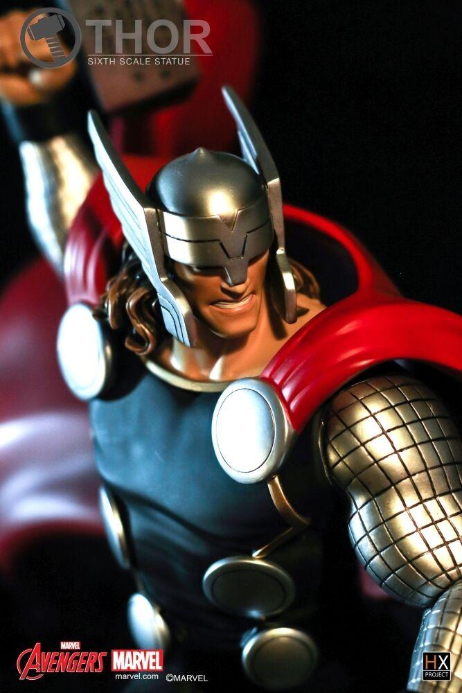 Los Vengadores del proyecto HX reunieron a Thor con A.R.