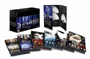 ONCE-UPON-A-TIME-Complete-Seasons-1-7-Blu-ray-Set-Collection-Disney-ABC-Series