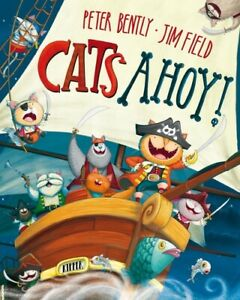 Cats-ahoy-by-Peter-Bently-Paperback-softback-Expertly-Refurbished-Product