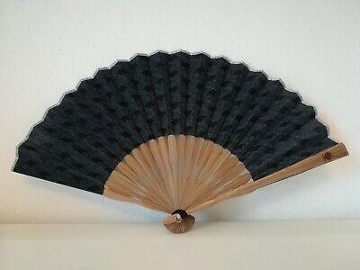 Fan Sensu Ventaglio Giapponese Tradizionale Originale Giappone21x35cm + Fodera Buon Sapore