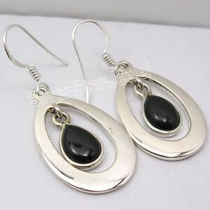 Black Labradorite Sterling Silver Overlay 5 Grams Stud//Earring 10 mm Gift Jewelry