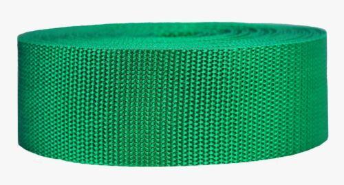 "1.5 Inch Polypropylene Webbing Light Weight  1 1//2/"" strap"