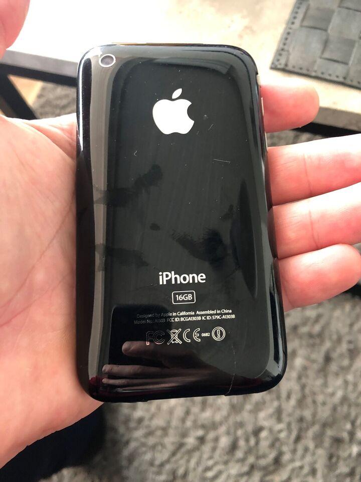 iPhone 3GS, 16 GB, Defekt