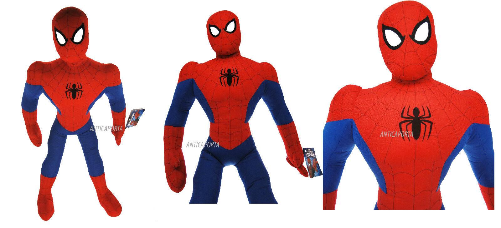 Peluche Original Spiderman Marvel 70 cm Spider-Man Énorme Géant Spider Man