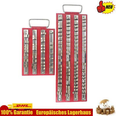 1//4/'/' 3//8/'/' 1//2/'/' Steckschlüssel Organizer Halter Steckschlüsselleiste Schiene
