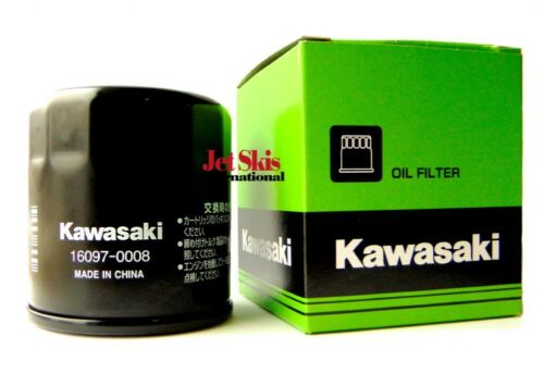 OIL FILTER KAWASAKI GENUINE WR-304 16097-0004 16097-0008 16097-1063 16097-1064