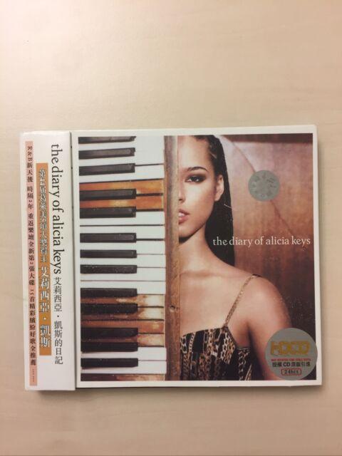 The Diary Of Alicia Keys von Alicia Keys (2003 J-Records Gold-CD)