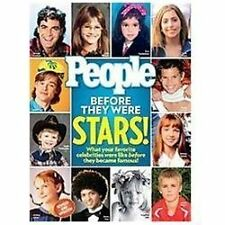 People Before They Were Stars! : What they were like before they were stars.