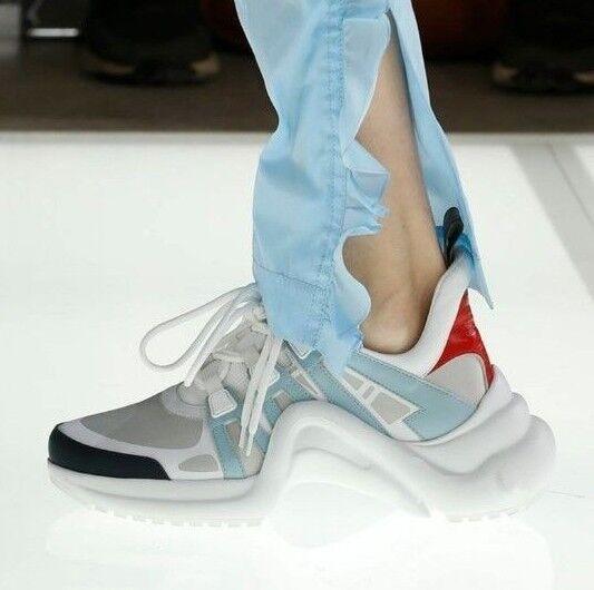 NS12 Bottines Femme Inspiration Designer archlight hauteur Enhancing Entrainement Baskets Chaussures