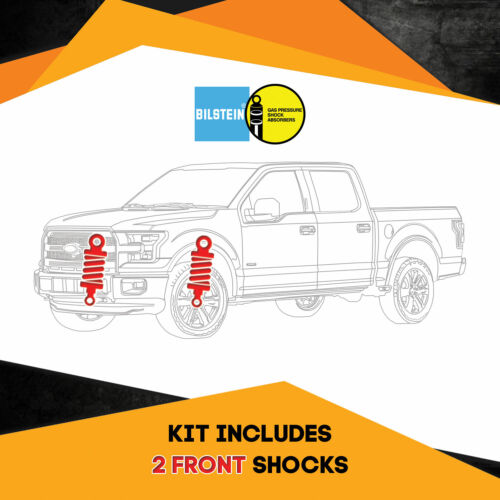 Kit 2 Bilstein B6 4600 Front shocks for 96-`02 GMC Savana 1500