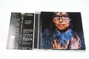 BJORK SEIMASONGS UICP-1001 CD JAPAN OBI A10789
