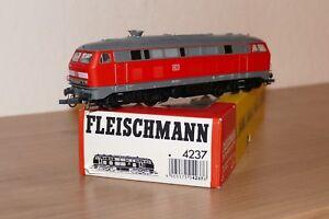 Fleischmann-4236-DB-BR-218-225-1-Diesellokomotive-H0-1-87-DUMMY-ohne-Antrieb