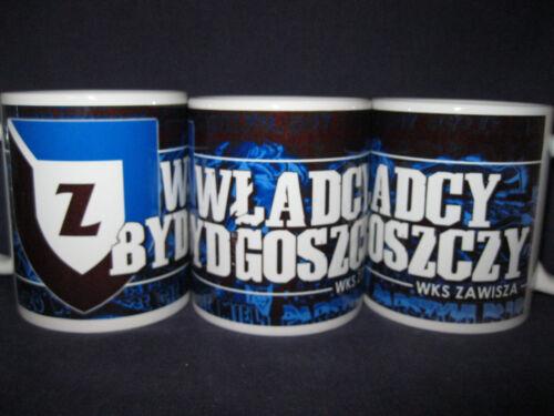 Polska-Poland,kubek-Mug ZAWISZA BYDGOSZCZ