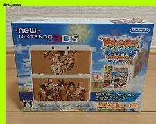 NEW Nintendo 3DS Dragon Ball Fusions Dragonball Kisekae Plate pack console Japan
